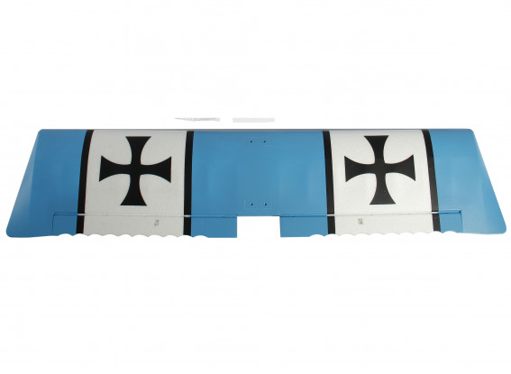 Durafly™ Ugly Stick V2 Electric Sports Model EPO 1100mm Replacement Main Wing (Blue)