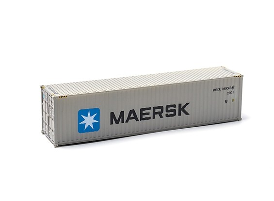 HO Scale 40ft Shipping Container MAERSK