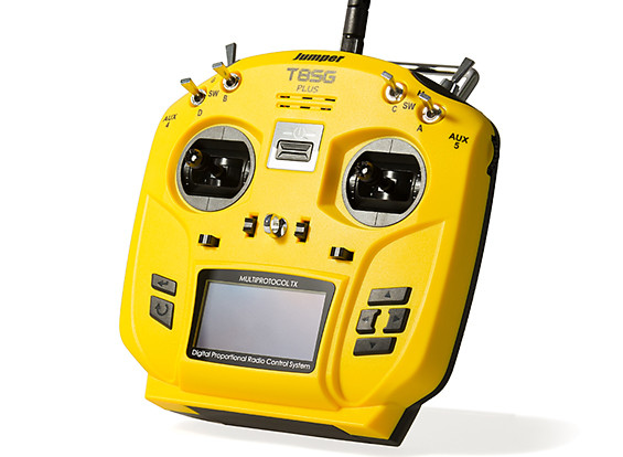 jumper t8sg v2 plus  Jumper T8SG V2 Plus Advanced Multi-protocol Transmitter Mode 2 ...