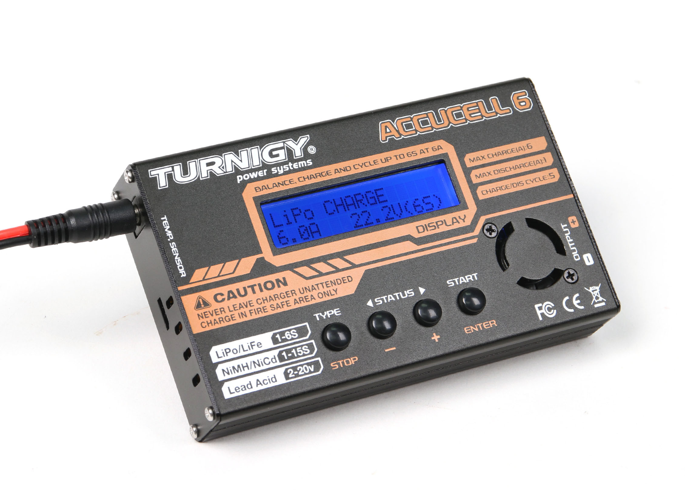 Turnigy Accucel 6 50w 6a Balancer Charger W Accessories Hobbyking Wiring Diagram