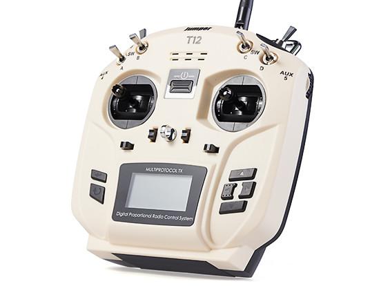 Jumper T12 Transmitter w/JP4IN1 Multi Protocol Transmitter Module (Mode 2)