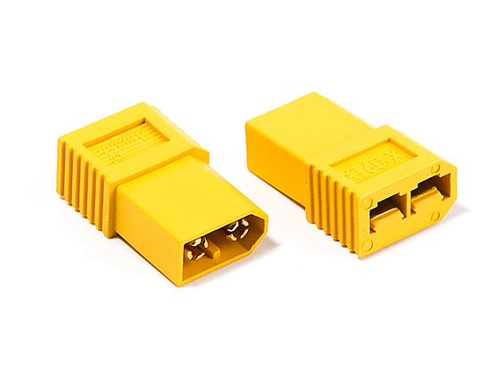 XT60 Tamiya TRAXXAS plug Parallel Series leads One female to 2 male XT60 Plug ER