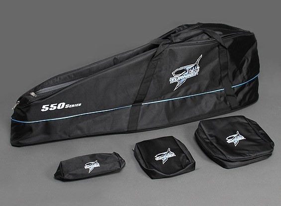 JIMI Original HOC50002 Carrying Bag for Trex 500 RC Helicopter
