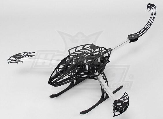 Hobbyking Y650 Scorpion Glass Fiber Multi-Rotor Frame 650mm