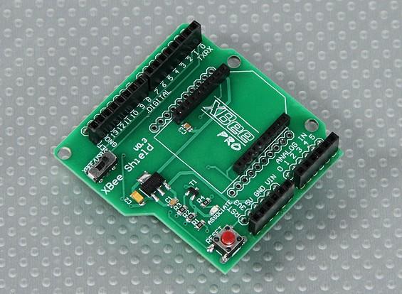 Kingduino V0 3 XBee PRO Shield for Wireless Module