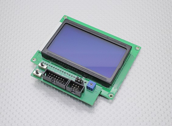 LCD 12864 Module V2 0 for Kingduino
