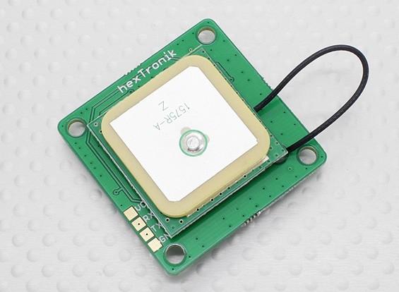 UBLOX LEA-6H GPS Module w/Built-in Antenna 2 5m Accuracy V1 01