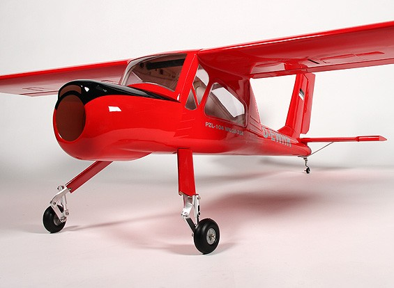 Wilga 20CC Scale Trainer Composite 1970mm (ARF)