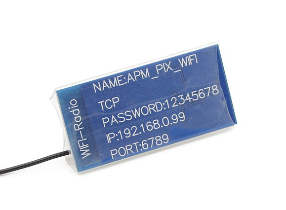 APM / Pixhawk Wireless Wifi Radio Module