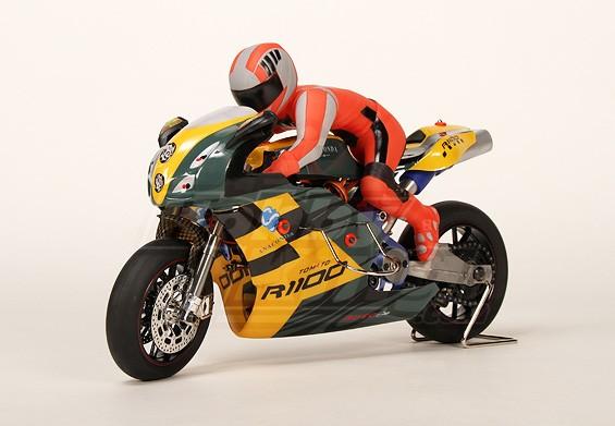 15 Scale Nitro Rc Motor Bike Pnp