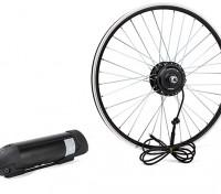 "E-Bike Conversion Kit for 26"" Bikes (PAS Front Wheel Drive) (36V/8.8A)  (EU Plug)"