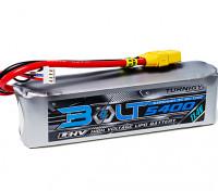 Turnigy Bolt 5400mAh 3S 11.4.2V 65~130C High Voltage Lipoly Pack (LiHV) w/XT90