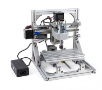 T8 DIY 3-Axis CNC Milling Machine w/Arduino and Grbl