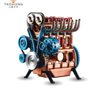 Inline Four-Cylinder Engine Model