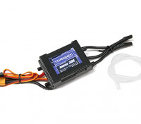 H-King Marine Hydrotek Racing Boat Replacement 30A Watercooled Brushless ESC with BEC