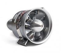 Dr. Mad Thrust 70mm 8-Blade All Alloy EDF 3000kv Inrunner Motor 1400watt(4S)
