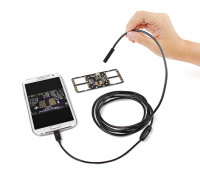 Mini Endoscope/Borescope for Android and Windows 2m w/LED
