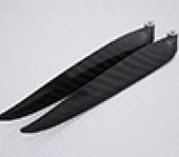 Folding Carbon Fiber Propeller 13x8 (1pc) (Excalibur Upgrade)