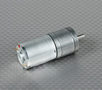 133RPM Brushed Motor w/ 75:1 Gearbox