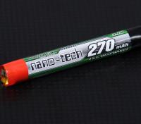 Turnigy nano-tech 270mah 1S 15C Round Cell