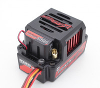 TrackStar 150A GenII 1/8th Scale Sensored Brushless Car ESC - (PC Programmable)