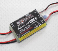 Dr. Mad Thrust series 5A HV BEC with Inbuilt Aux Controlled On/Off Switch for Accs