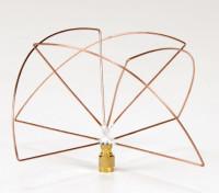 Circular Polarized 1.2ghz Receiver Antenna (SMA) (LHCP) (Short)