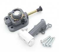 Cox .049 Throttle Conversion for Tanked Engines