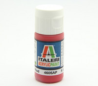 Italeri Acrylic Paint - Gloss Red (4605AP)