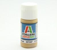 Italeri Acrylic Paint - Flat Wood (4673AP)