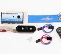 PowerBox Gemini II Voltage Regulator w/SensorSwitch