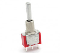 FrSKY Replacement 3 Position Switch with Short, Flat Toggle for Taranis Transmitter