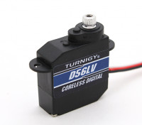 Turnigy™ TGY-D56LV Coreless Low Voltage DS/MG Servo 0.89kg / 0.10sec / 5.6g