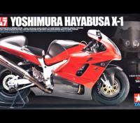 Tamiya 1/12 Scale Yoshimura Hayabusa X-1 Plastic Model Kit