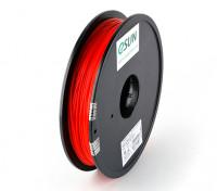 ESUN 3D Printer Filament Red 1.75mm PLA 0.5KG Spool