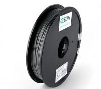 ESUN 3D Printer Filament Silver 1.75mm PLA 0.5KG Spool