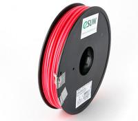 ESUN 3D Printer Filament Pink 3mm ABS 0.5KG Spool