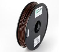 ESUN 3D Printer Filament Brown 3mm ABS 0.5KG Spool
