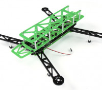 Dart 450 FPV Quad-Copter With Power Distribution, Clean and Dirty, LED Illumination and LV Alarm