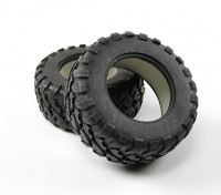 Desert Fox 2.2 Big SC Tyre Set (2pcs)