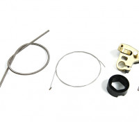 BSR 1000R Spare Part - Optional Rear Disk Brake Set