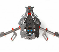 Mosquito Y400 400mm 3-Axis Fiber Tricopter Frame (Y6 CONFIG)