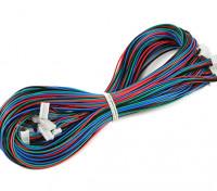 Print-Rite DIY 3D Printer - Wire Harness