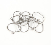 HydroPro Affinity RG65 Racing Yacht - Mainsail Luff Rings (10pcs)