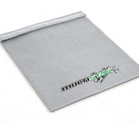 MultiStar Fire Retardant LiPoly Battery Bag (Flat) (210x165mm) (1pc)