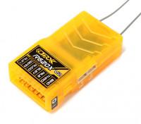 OrangeRx R620X V2 6Ch 2.4GHz DSM2/DSMX Comp Full Range Rx w/Sat, Div Ant, F/Safe & CPPM