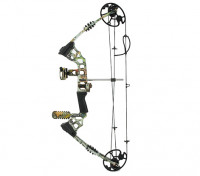 """M120 Dream 20~70lbs 30"""" Compound Bow R/H Camouflaged"""