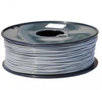 HobbyKing 3D Printer Filament 1.75mm PLA 1KG Spool (Grey)