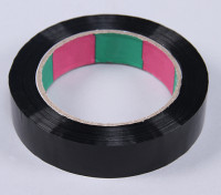 Wing Tape 45mic x 24mm x 100m (Narrow - Black)