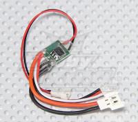 HobbyKing 3A Single Cell ESC - Brushed Micro Motors